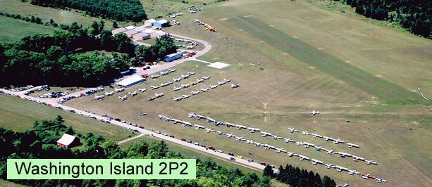 Washington Island Airport 2P2