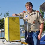 A Shipwreck, A Buoy, and An Eagle Scout