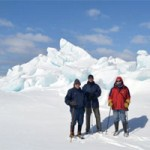 Circumnavigation of the Island: on the Ice With Lee Engstrom & Friends